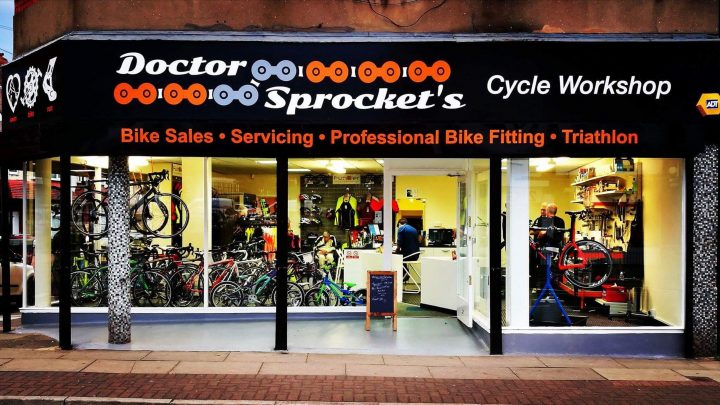 DR SPROCKETS GEAR UP FOR NEW VENTURE