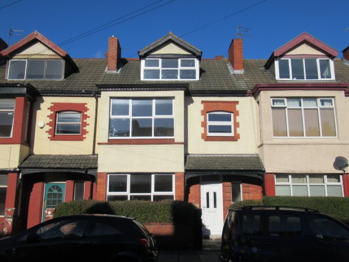14 Brougham Road, Wallasey