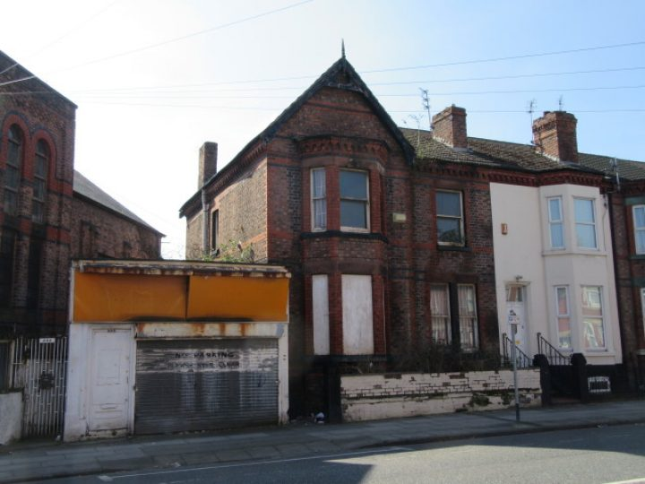 295 Claughton Road, Birkenhead