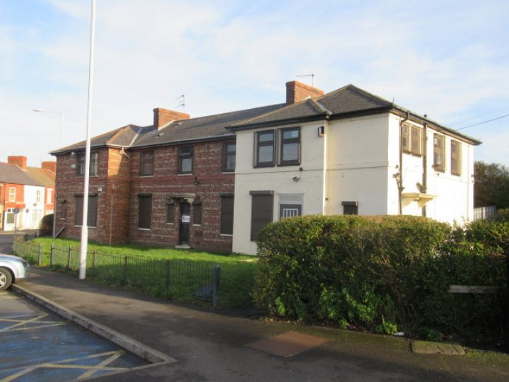 1, 3 & 5 St James Road, Birkenhead