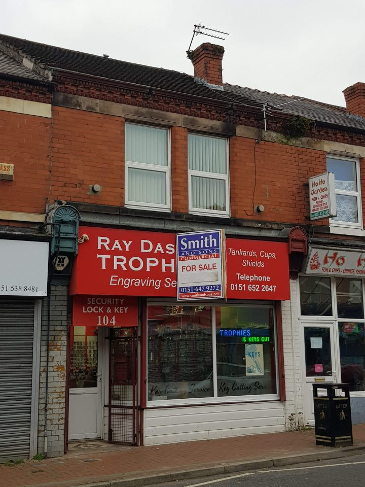 104 Church Road Tranmere, Birkenhead