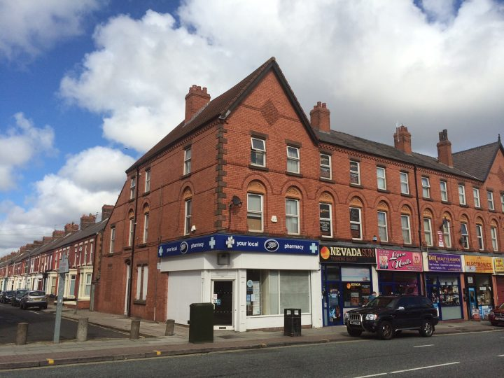 19 Prescot Road And 2A & B Kelso Road, Liverpool